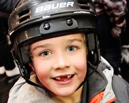 Free Skating Party at Blackville Outdoor Rink Tonight