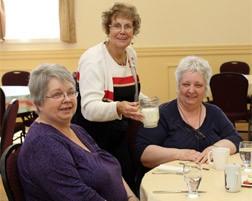 Soup's On Community Meal Program Returns to Blackville