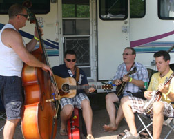 Blackville Bluegrass and Country Campout