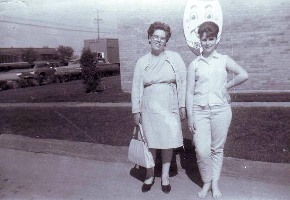 Velma & Aleatha