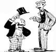 Mutt and Jeff cartoon characters