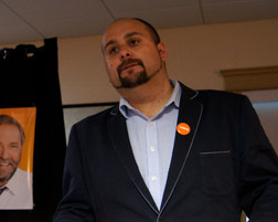 Blackville Man Running for NDP in Federal Election
