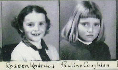 Roseen Underhill and Pauline Coughlan