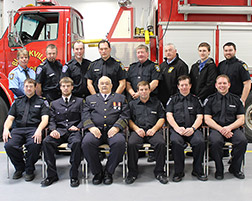 A Salute to Blackville Firefighters